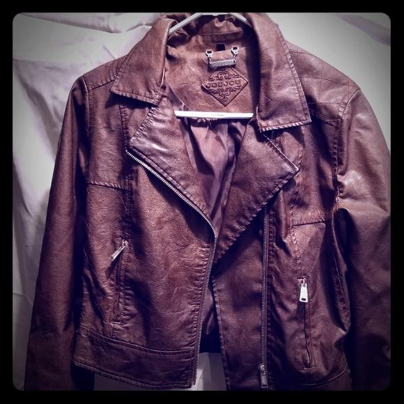 joujou Jackets & Blazers - Brand new Joujou leather jacket Sz.L